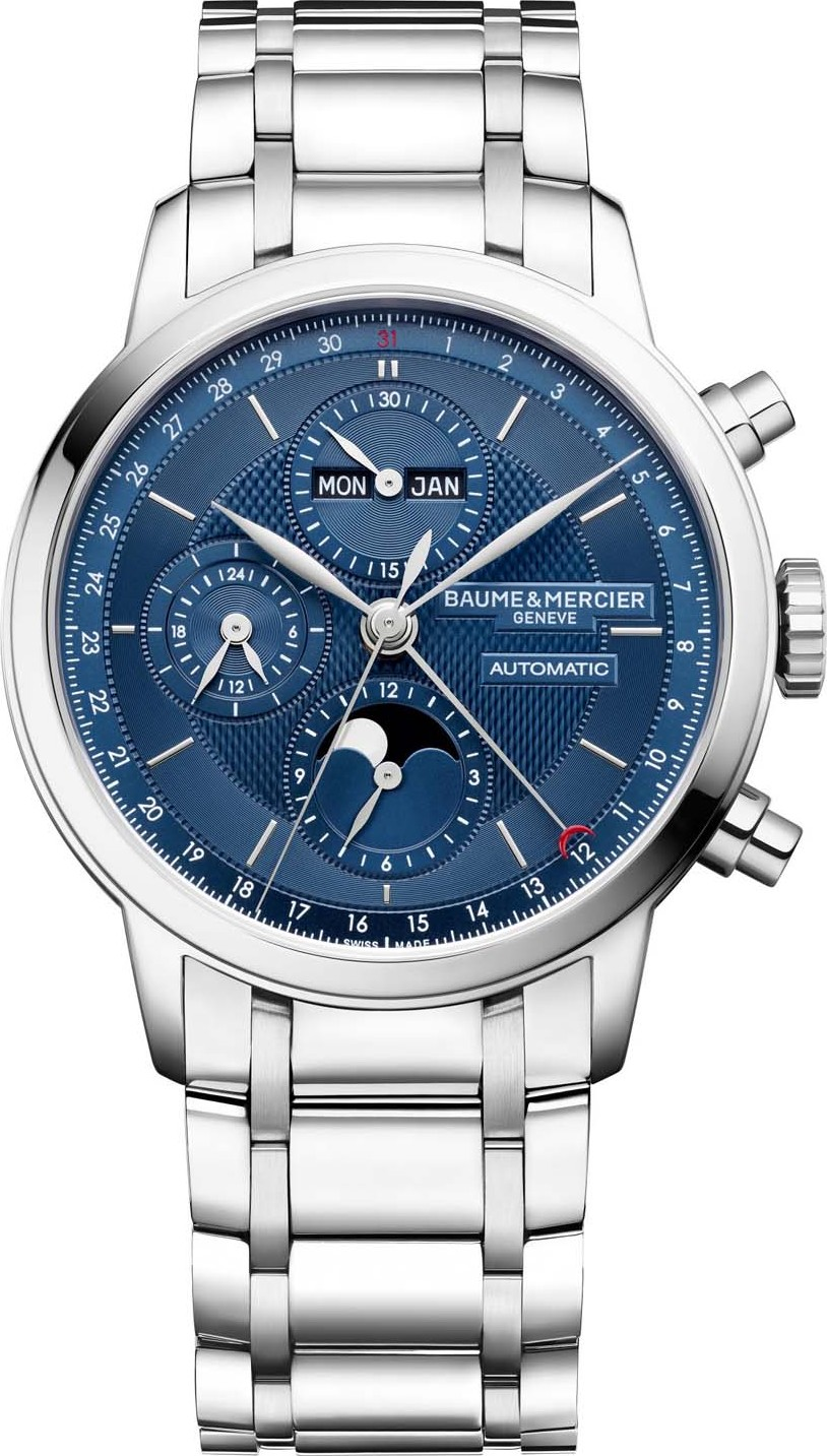 BAUME & MERCIER CLASSIMA 10485  WATCH 42