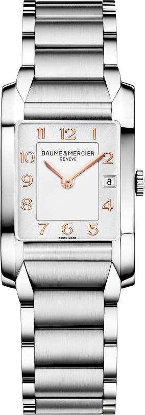 Baume & Mercier Hampton 10049 Watch 34.5 x 22