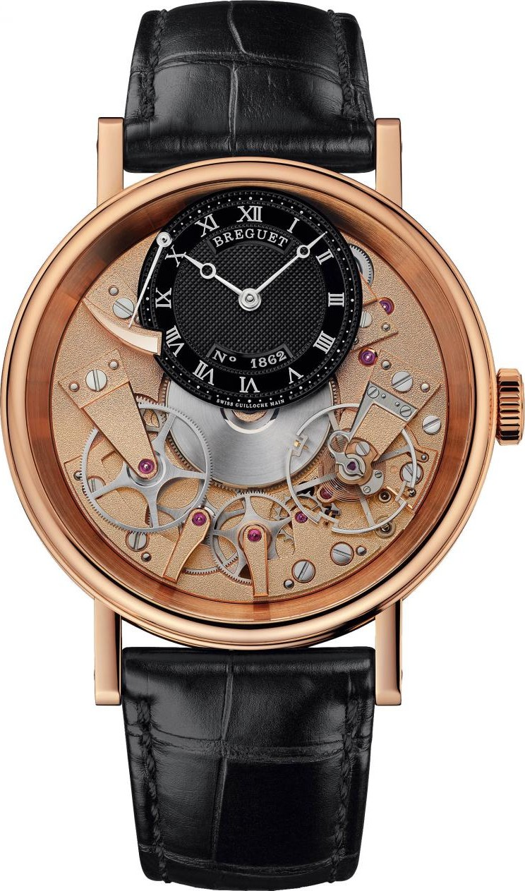 Breguet Tradition 7057BR/R9/9W6 Manual 40mm