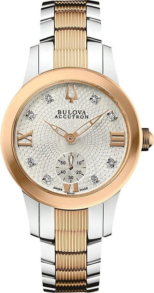 Bulova ACCUTRON Masella Diamond Watch 31mn