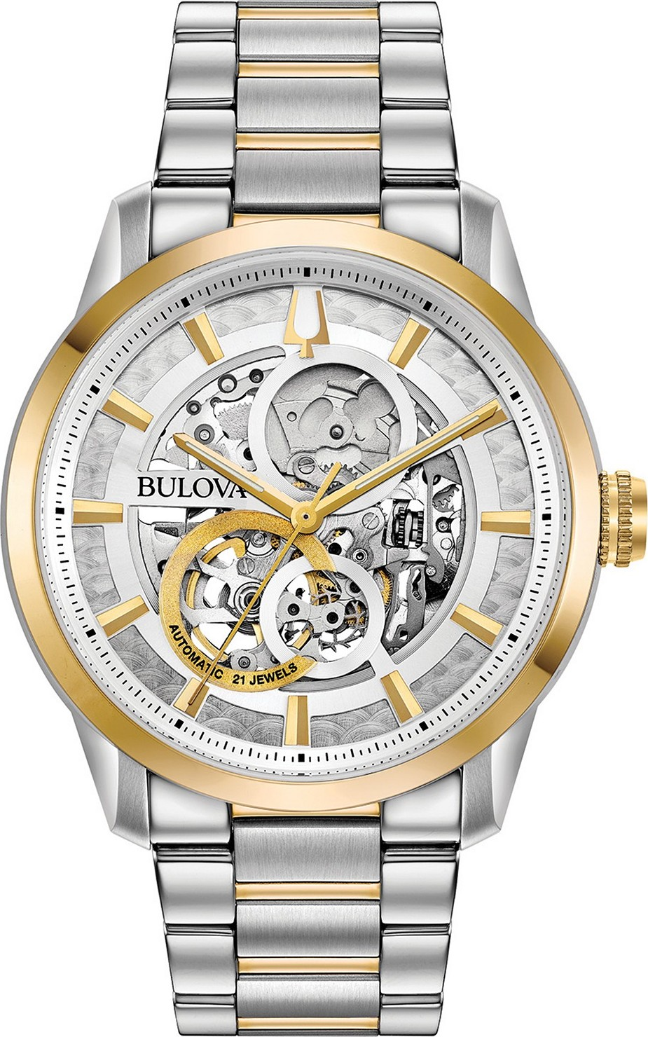 Bulova Sutton Automatic Watch 43mm