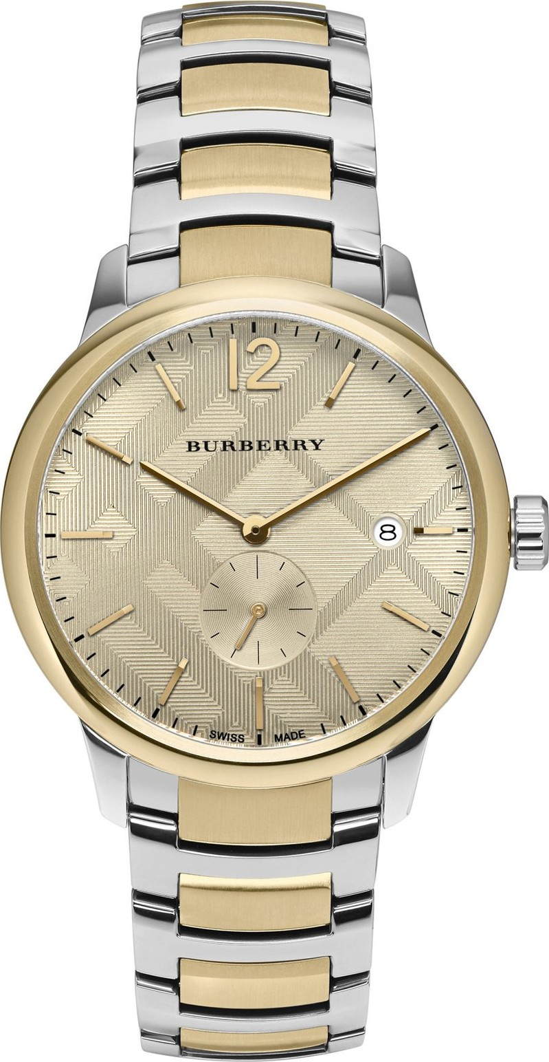 Burberry The Classic Stainless Steel Men's Watch 40mm