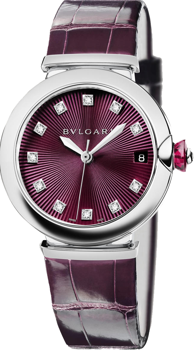 BVLGARI LVCEA 102563 LU36C7SLD/11 WATCH 36MM