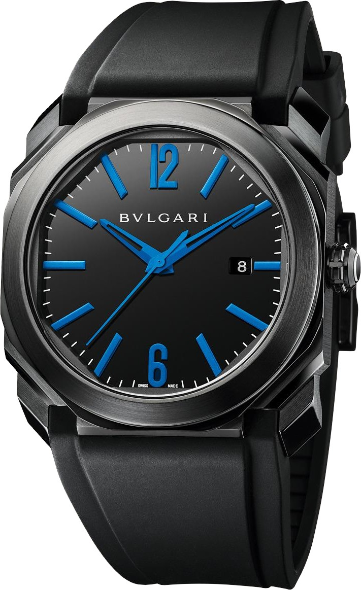 BVLGARI OCTO 102814 BGO41C3BSVD/AM 41MM