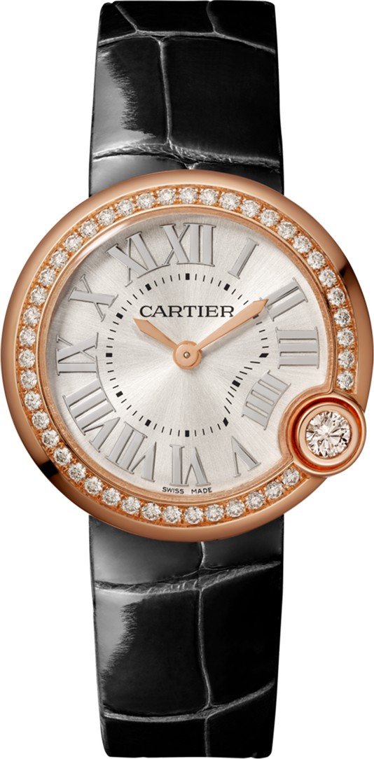 CARTIER BALLON BLANC DE CARTIER WJBL0005 WATCH 30