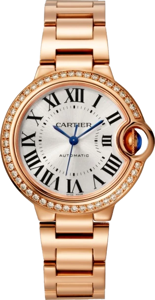 Cartier Ballon Bleu De Cartier WJBB0036 Watch 33