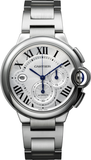 CARTIER W6920076 BALLON BLEU DE WATCH 44MM