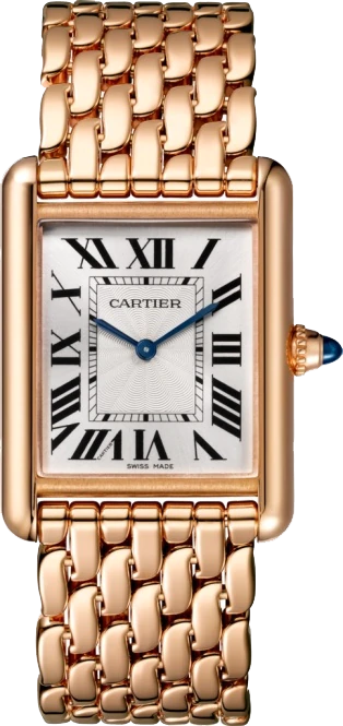 Cartier Tank Louis Cartier WGTA0024 Watch 33.7 x 25.5