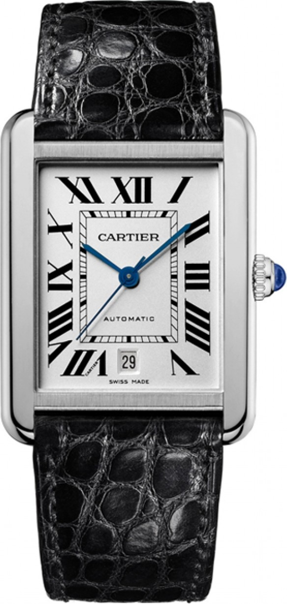 Cartier Tank W5200027 Automatic Watch 31 x 41
