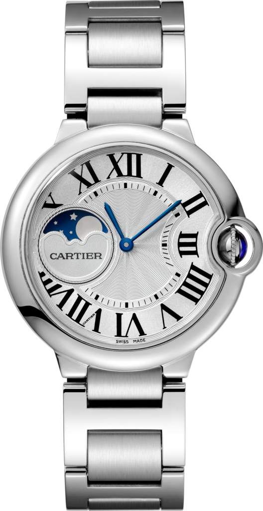 Cartier Ballon Bleu De Cartier WSBB0021 Watch 37