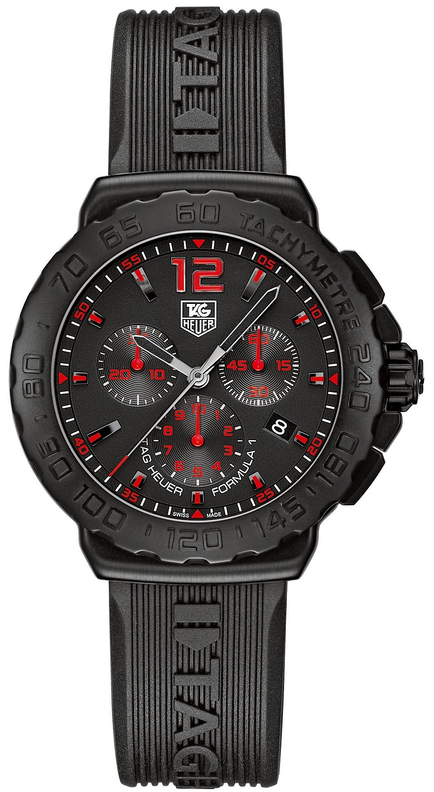 Tag Heuer Formula 1 CAU111A.FT6024 Men's Swiss 42mm