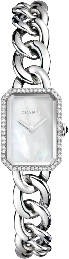 Chanel Premiere h3253 Ladies Stainless Steel 16 x 22