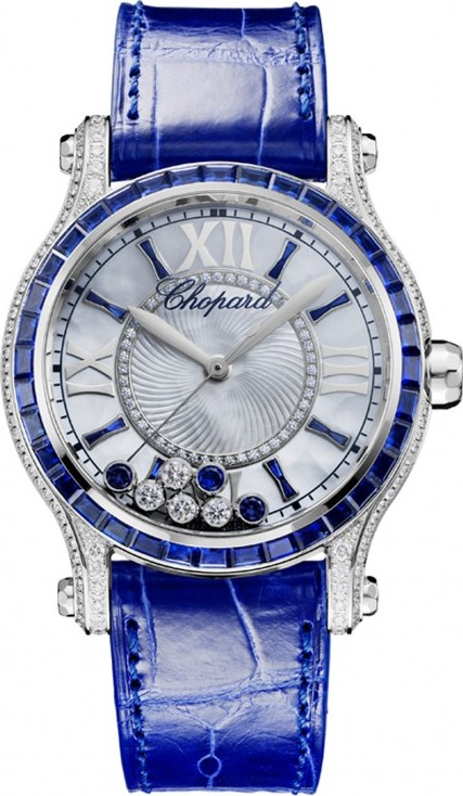 CHOPARD 274891-1003 Happy Sport Diamonds 36mm