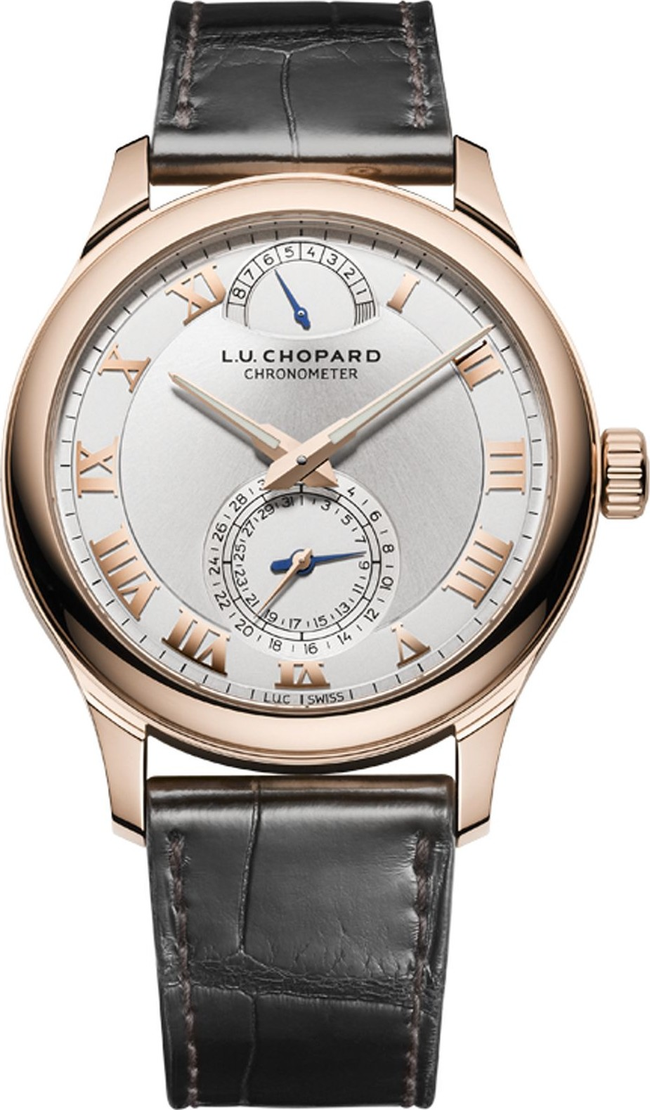 CHOPARD L.U.C QUATTRO 161926-5001 WATCH 43