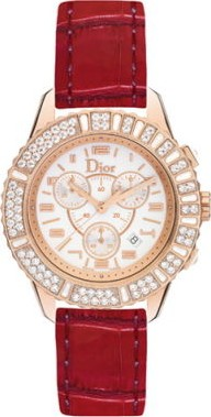 Christian Dior Christal CD114370A004 Watch 38