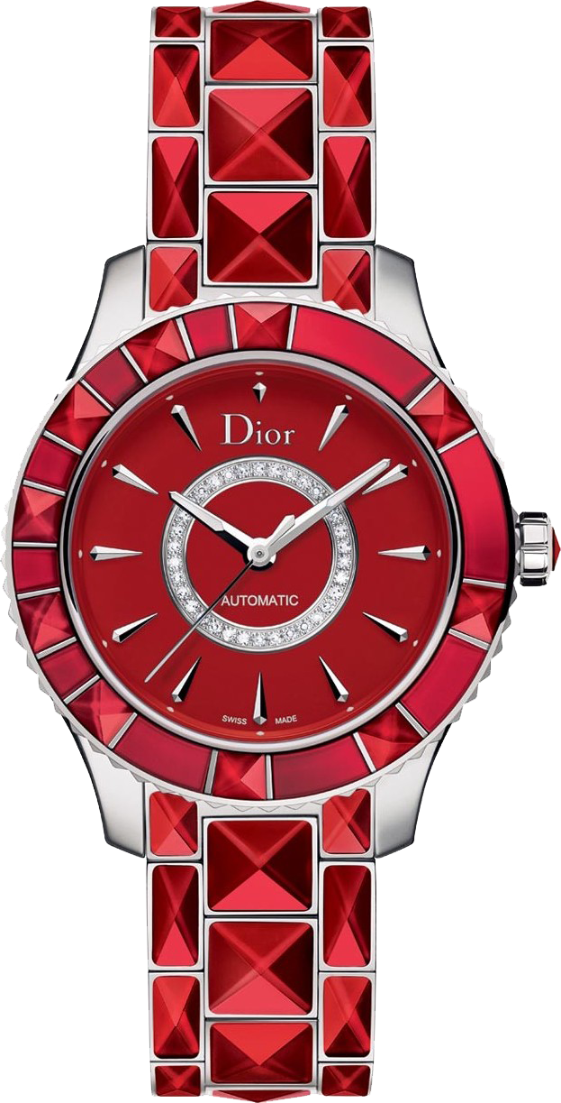 Christian Dior Christal CD144511M001 Automatic Watch 38