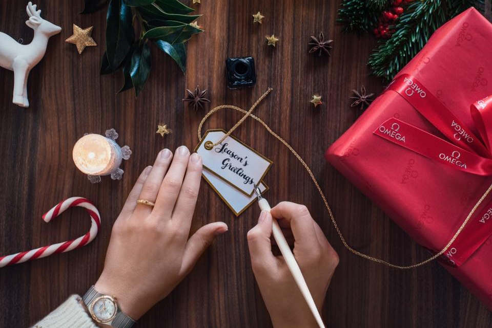 CHRISTMAS & NEW YEAR 2018 - GIFT FOR HIM & HER