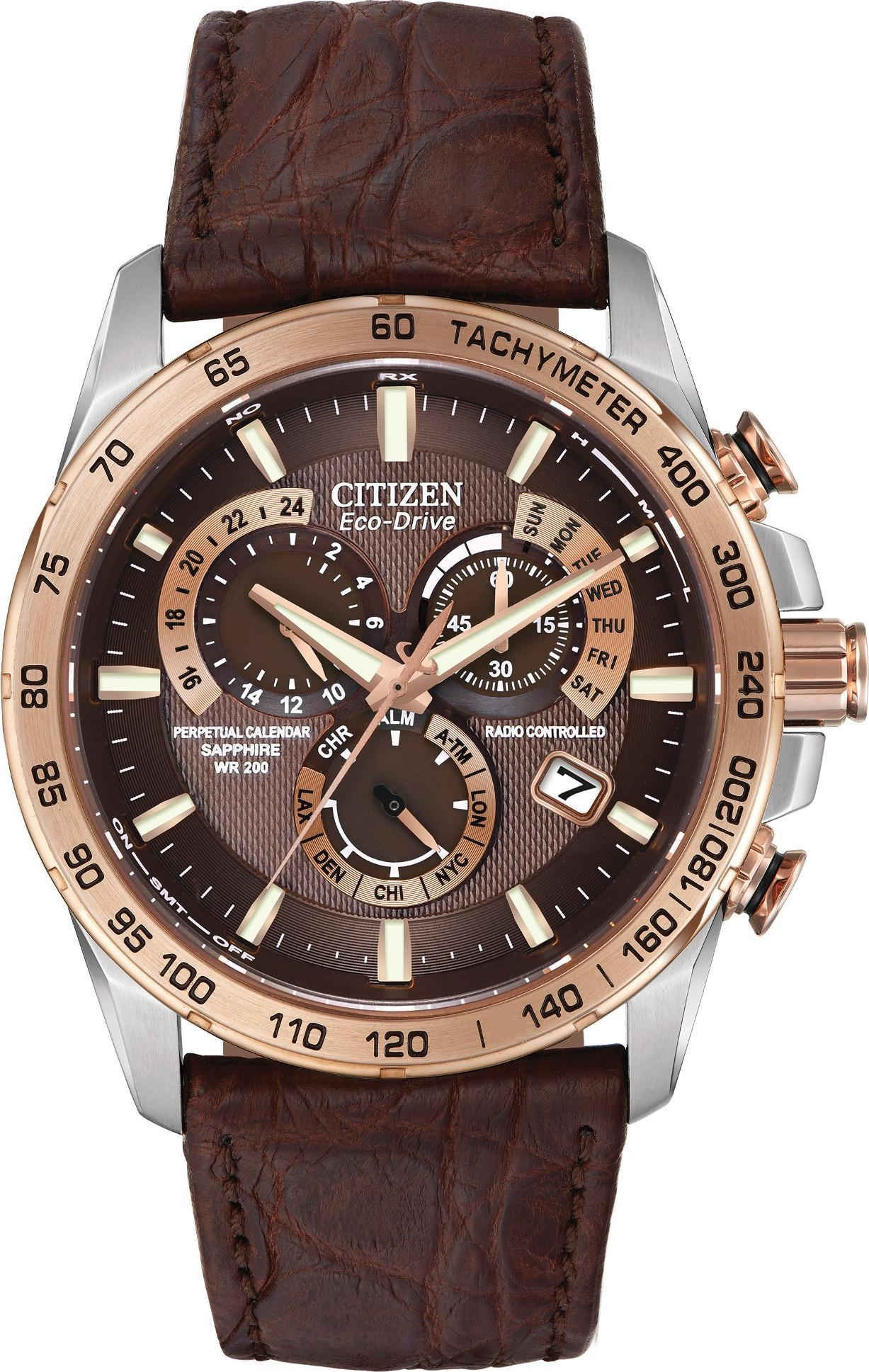 CITIZEN PCAT LIMITED EDITION PERPETUAL WACTH 42MM