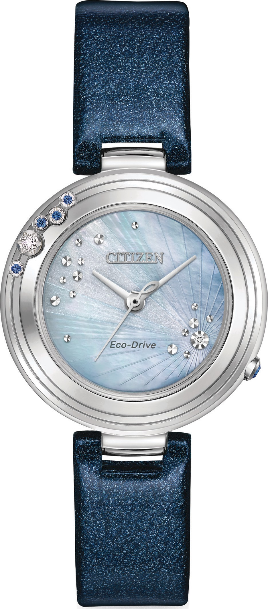 CITIZEN L CARINA LIMITED EDITION WATCH 28MM