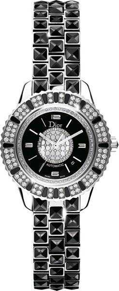 Christian Dior Christal CD113511M001 Automatic Watch 33