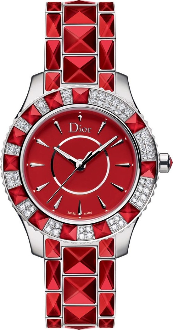 Christian Dior Christal CD143114M001 ladies Watch 33