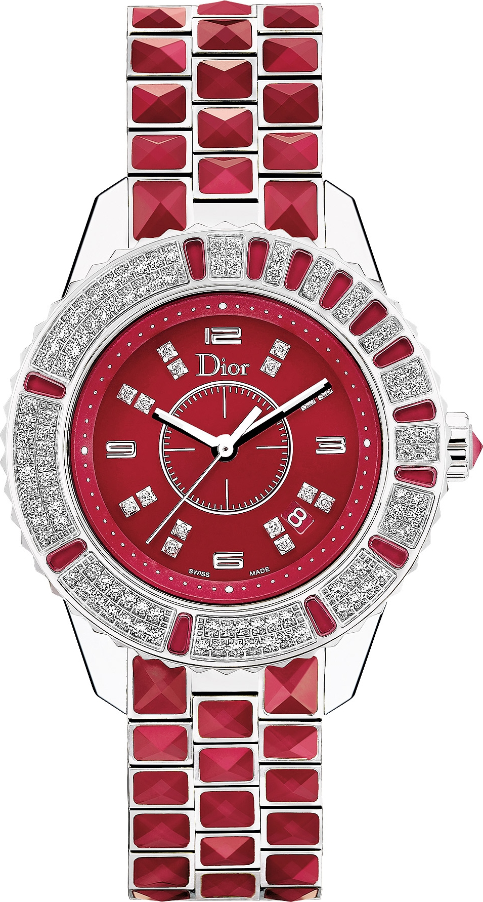Christian Dior Christal CD11311HM001 Dial Watch 33
