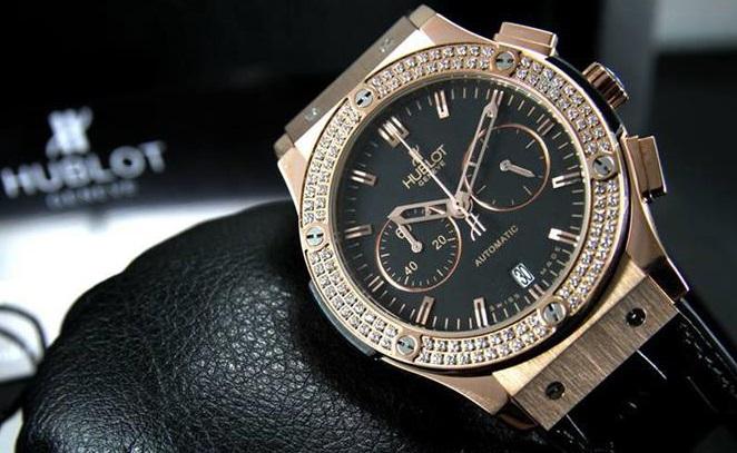 Đồng hồ hublot automatic nữ