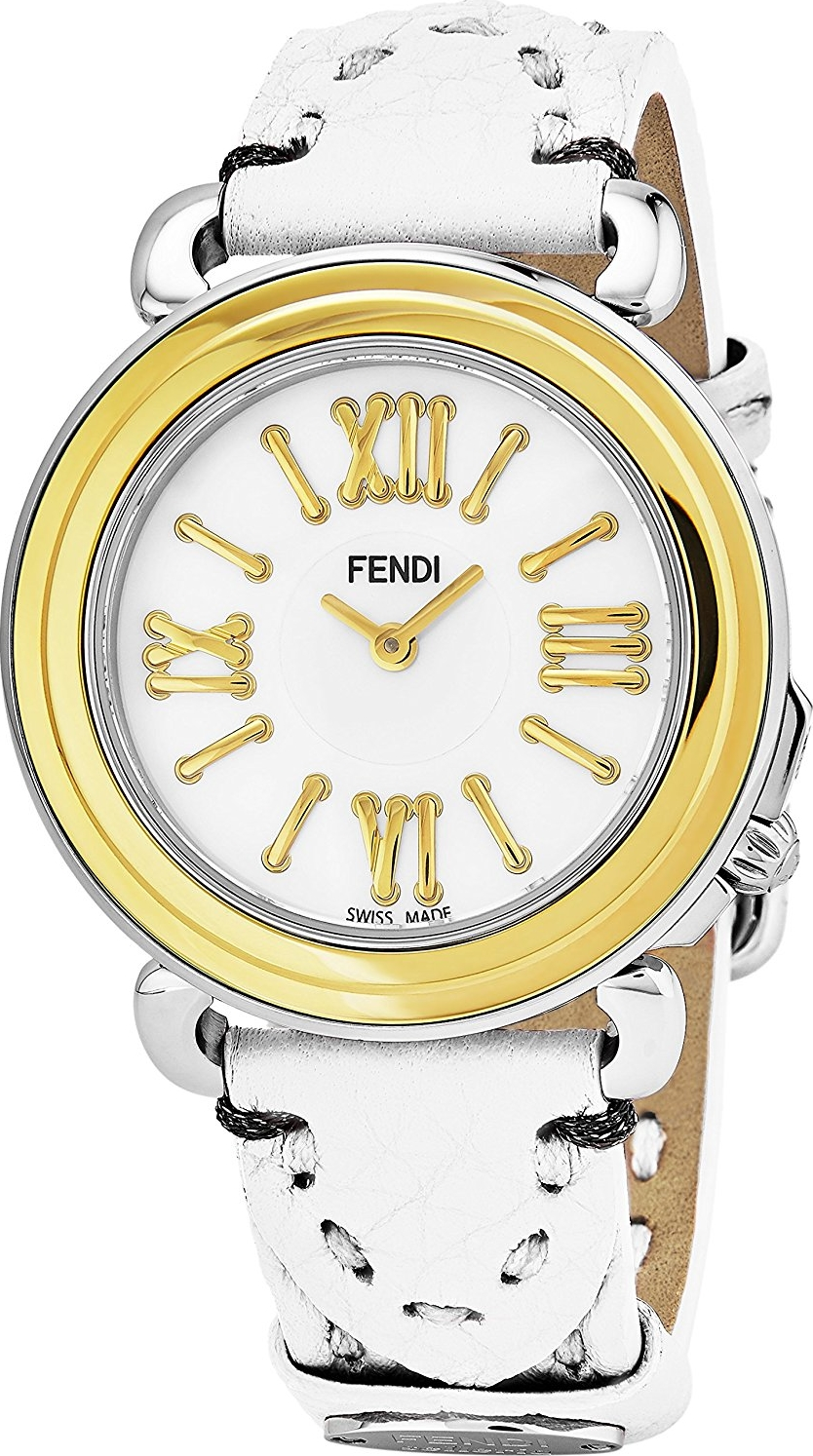 FENDI Selleria F8011345H0.PS04 Ladies Watch 35mm
