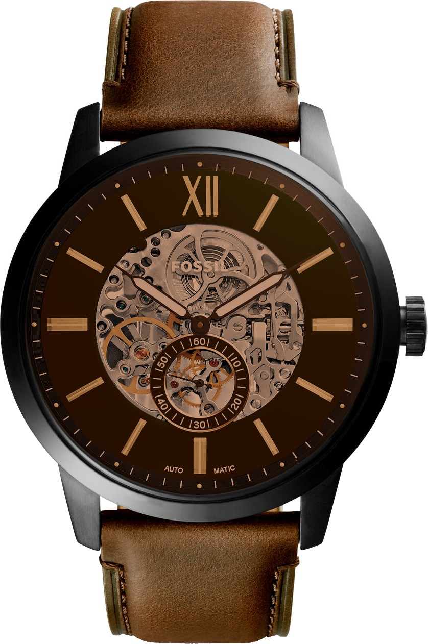 Fossil Townsman Brown Watch 48mm