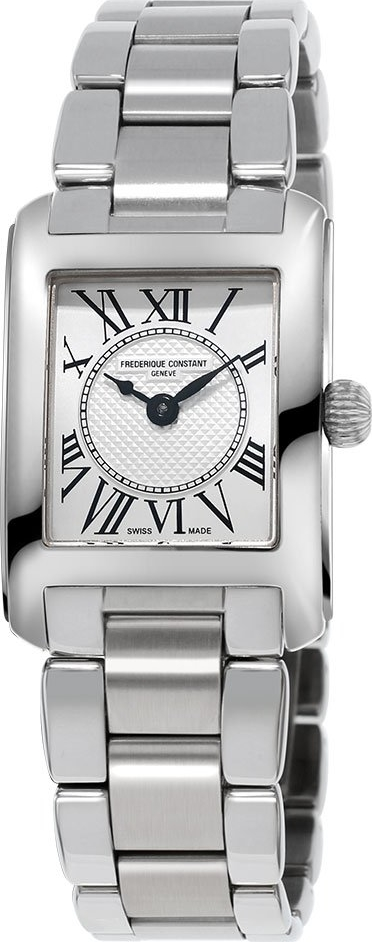 Frederique Constant FC-200MC16B Carrée Watch 23*21mm
