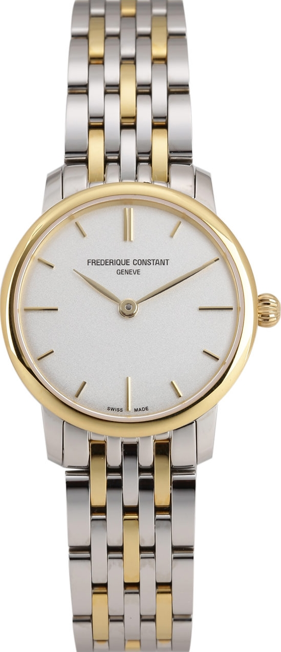 Frederique Constant FC-200S1S33B3 Slimline Watch 29mm