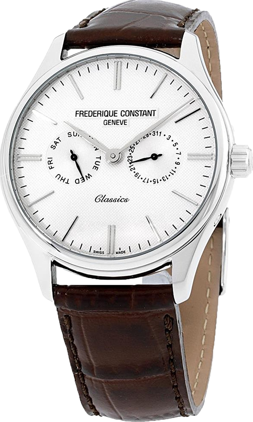 Frederique Constant FC-259BRST5B6 Classics Watch 39mm