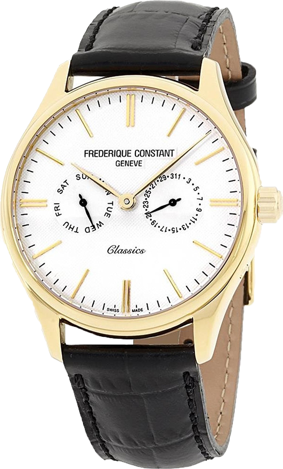 Frederique Constant FC-259BST5B5 Classics Watch 39mm