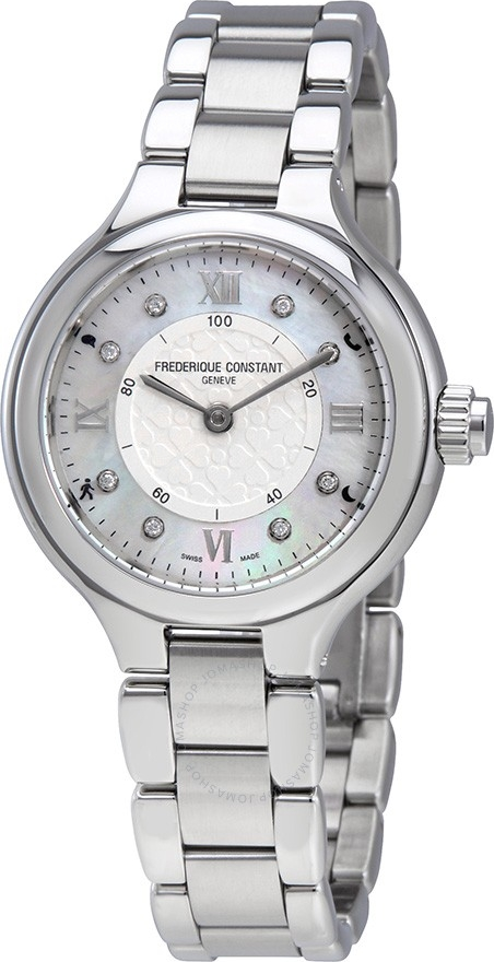 Frederique Constant FC-281WHD3ER6B Horological Smart 34mm