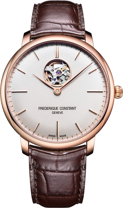 Frederique Constant FC-312V4S4 Slimline Auto Watch 40mm