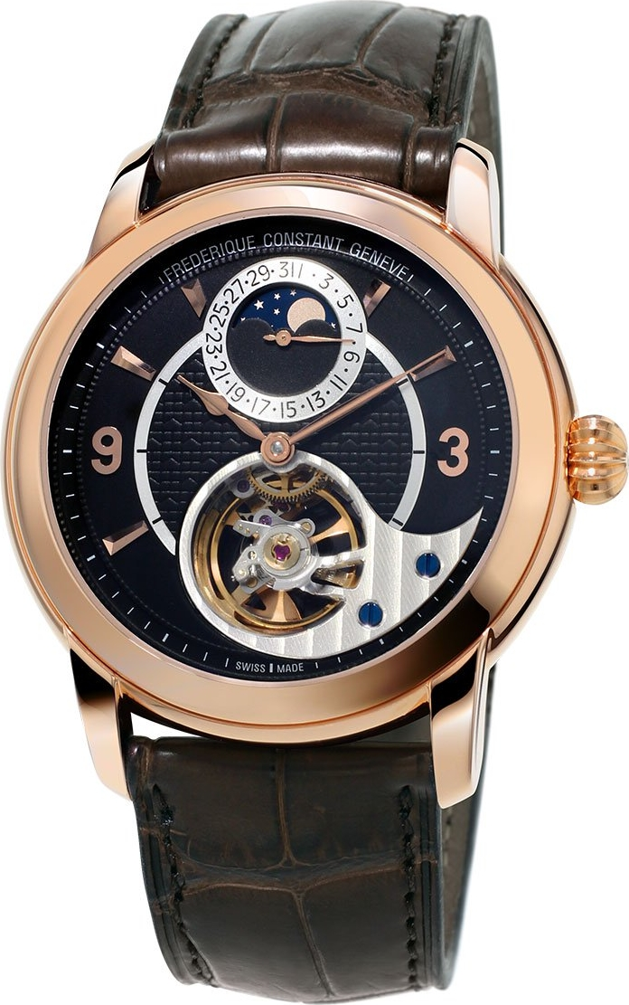 Frederique Constant FC-942ABS4H9 Manufacture Heart Beat 18K 42mm