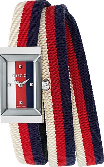 GUCCI G-FRAME Unisex Wristwatch WATCH 14X25MM
