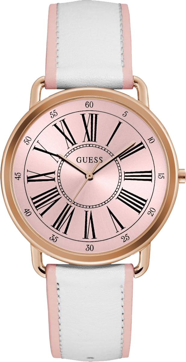 Guess Ladies Rose Gold Watch 41mm