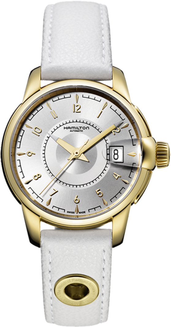 Hamilton American Classic Railroad Auto Watch 38mm