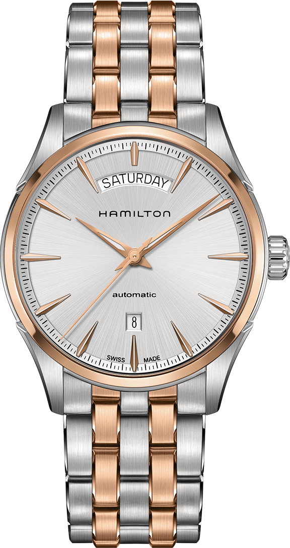 Hamilton Jazzmaster Day Date Automatic Watch 42mm