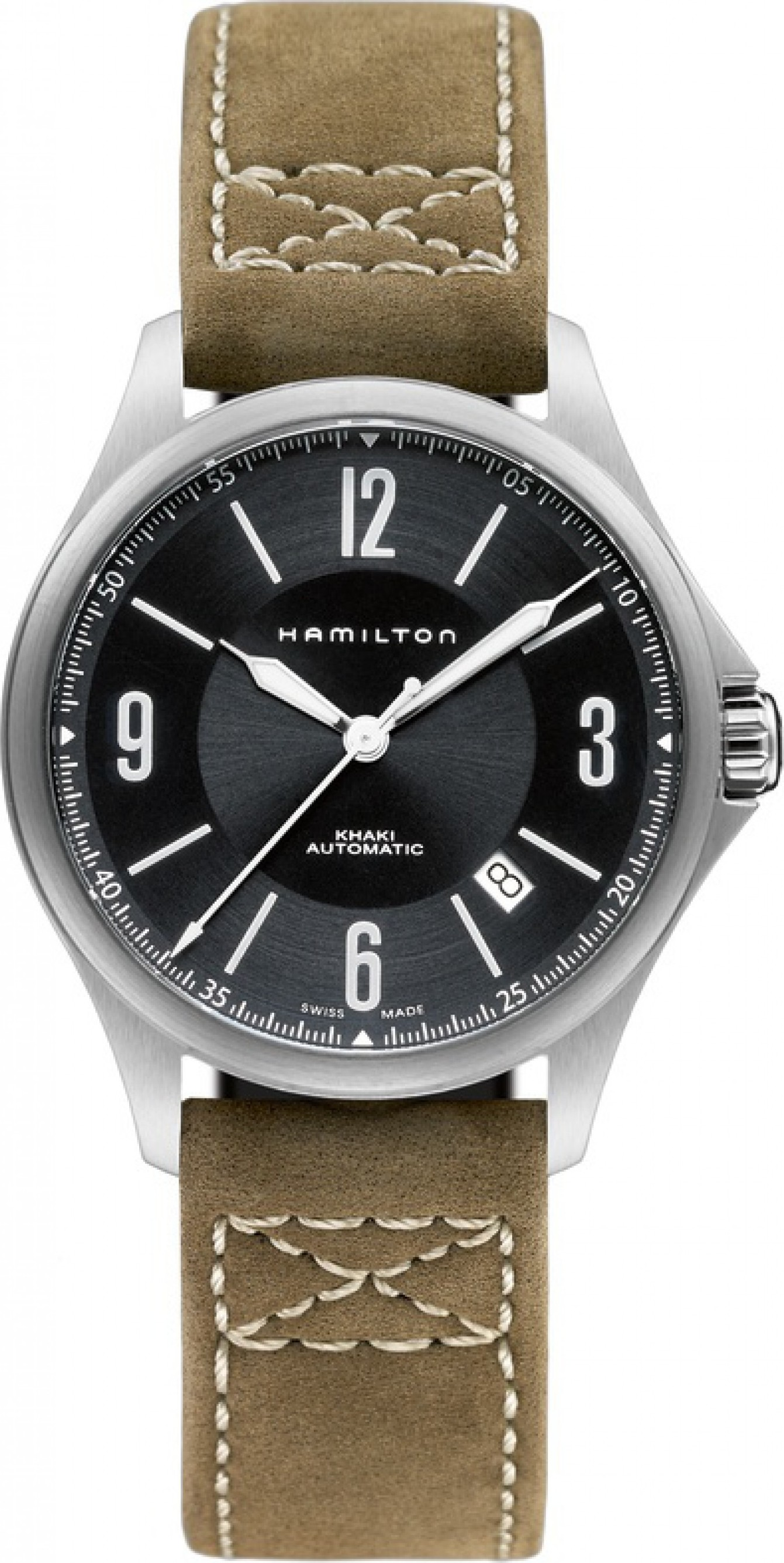 Hamilton Khaki Aviation Automatic Swiss Watch 38mm