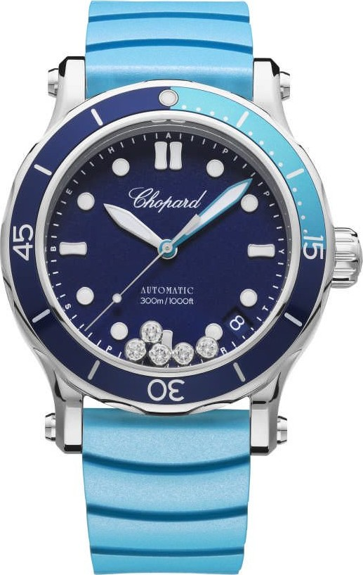 Chopard Happy Ocean 278587-3001 Stainless Steel 40mm