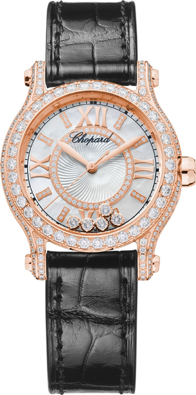 Chopard Happy Sport 274302-5001 Automatic Watch 30mm