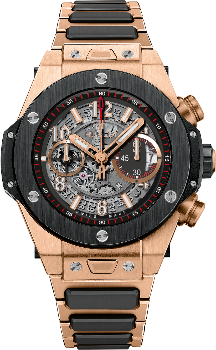 Hublot Big Bang Unico King Ceramic 411.OM.1180.OM 45mm