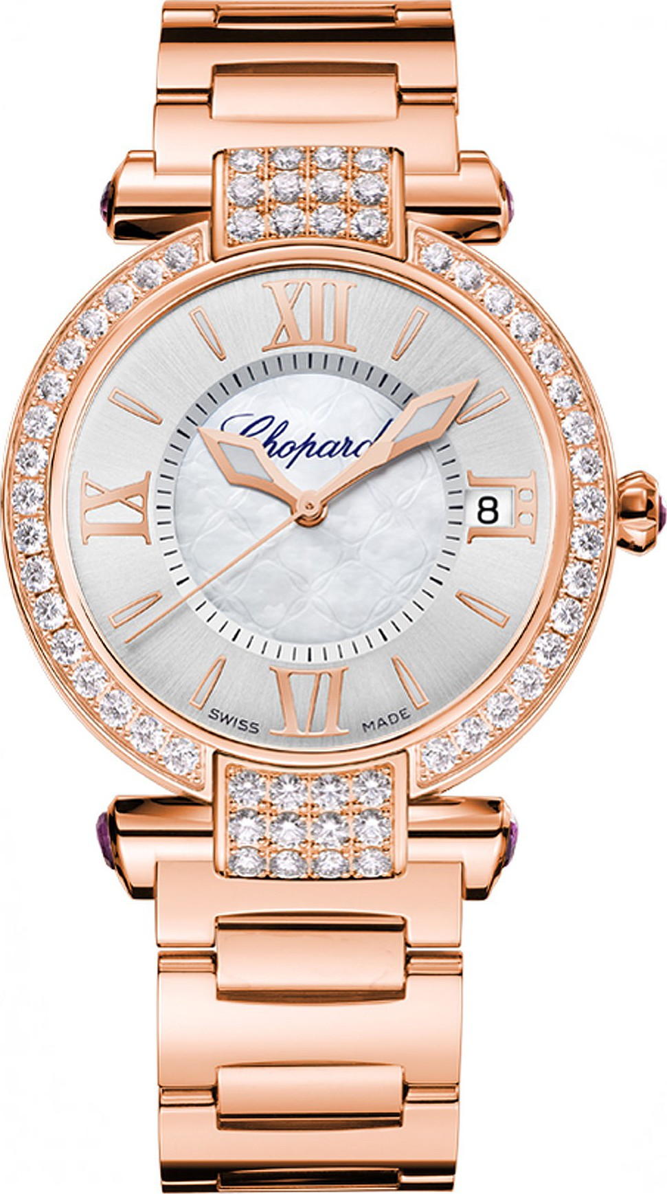 Chopard Imperiale 384822-5004 18-Carat Diamonds 36mm
