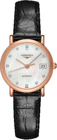 LONGINES L4.378.8.87.0 ELEGANT COLLECTION AUTOMATIC 27MM