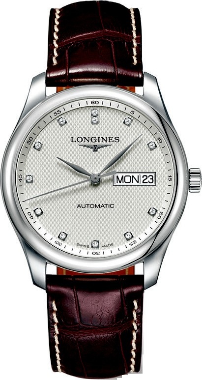 Longines Master L2.755.4.77.3 Watch 38.5mm