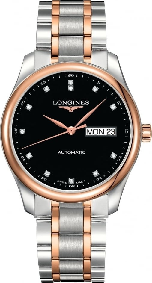 Longines Master L2.755.5.59.7 Watch 38.5mm