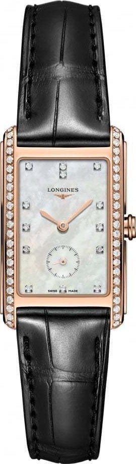 Longines DolceVita L5.512.9.87.0 Watch 23x37mm