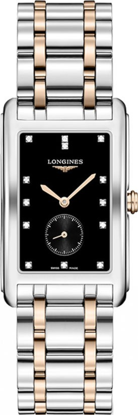 Longines DolceVita 18K L5.755.5.57.7 Watch 25.8x42mm